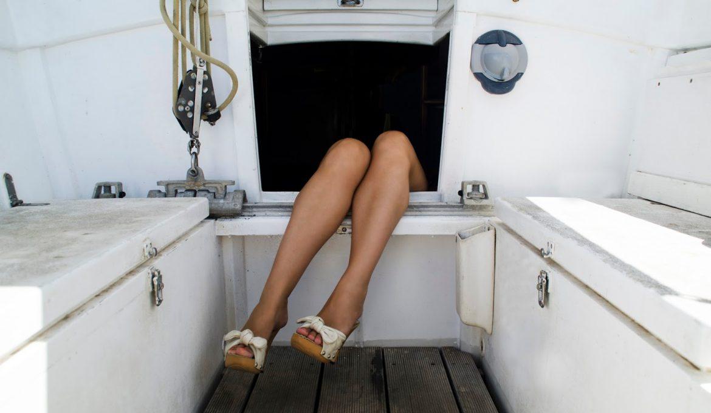 Voyage en voilier, comment j'ai survécu au mal de mer