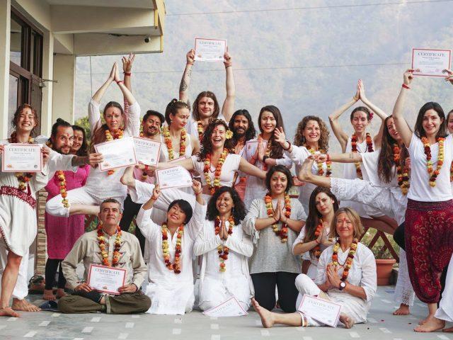 Formation de yoga, l'Inde m'a appris un mode de vie!