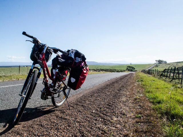 La Tasmanie à vélo