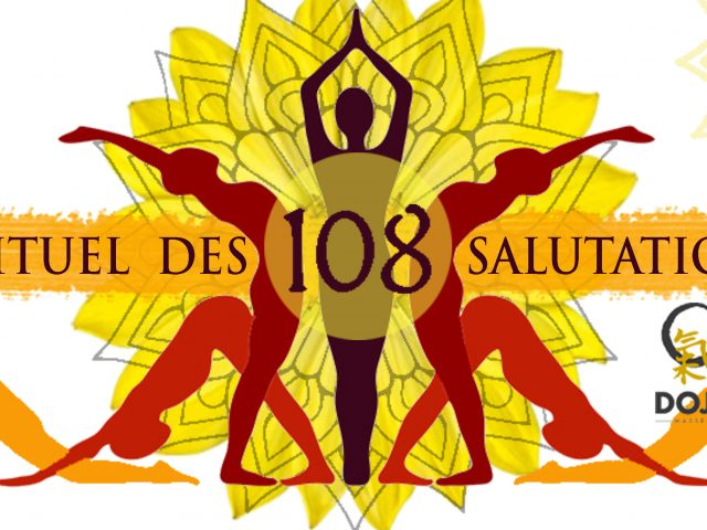Rituel des 108 salutations au soleil – en live