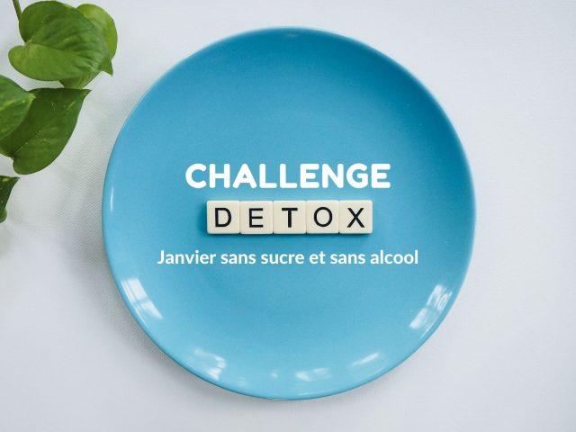Challenge detox, un mois sans sucre