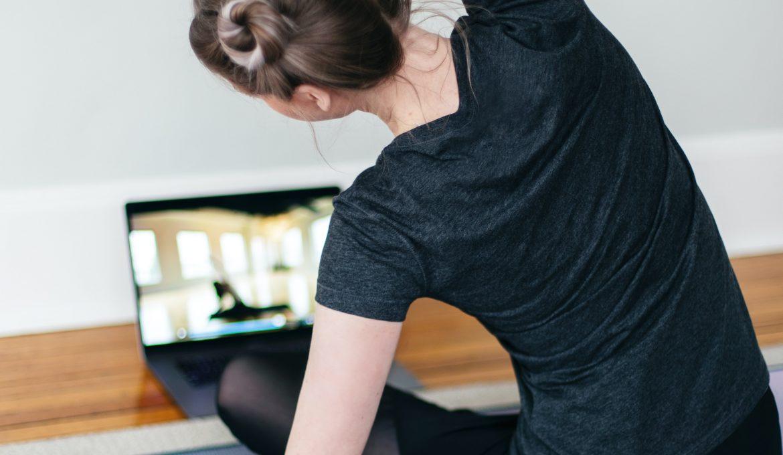 Le yoga en ligne, pourquoi pas?